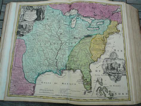 antiquemaps fair map view homann atlas