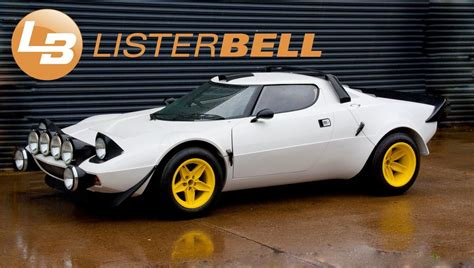 stratos replica image view lister bell lancia stratos replica