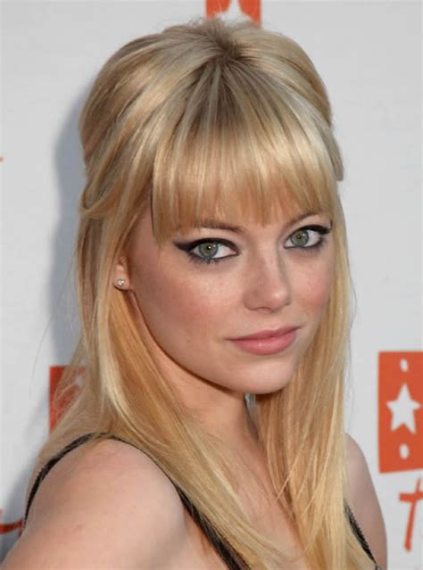 emma stone blonde hair best emma stone hairstyle gallery short hairstyle 2013
