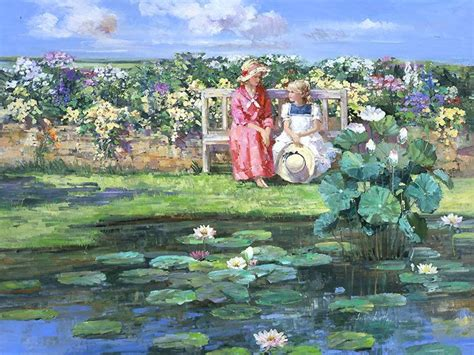 Amo Gardens by 9 Best Favorite Garden Paintings Images On