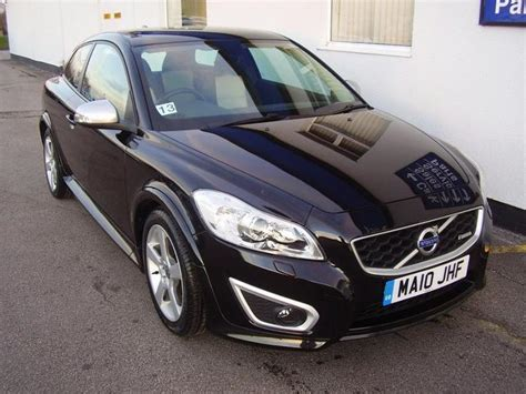 volvo c30r for sale used 2010 volvo c30 coupe 1 6d drive r design diesel for