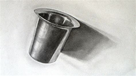 broken boat drawing drawing a drinking glass of steel 3d youtube