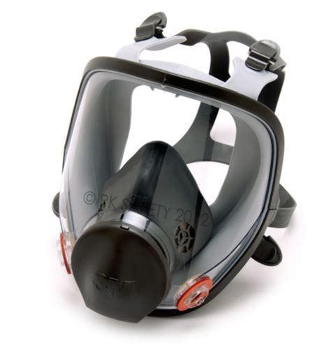 Masker Safety determining your size for the 6800 respirator pk safety