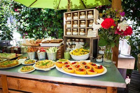 local seasonal and organic breakfast buffet breakfast