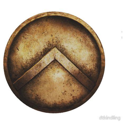 spartan shield tattoo three coins coat of arms unisex t shirt spartan shield