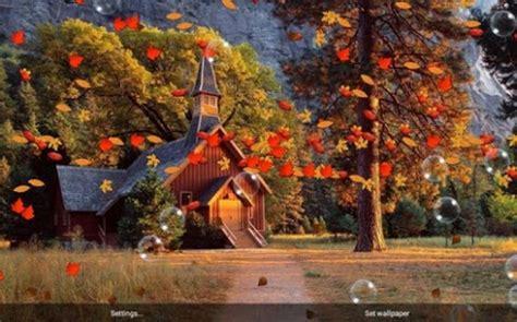 download colorful autumn 3d live wallpaper free for autumn live wallpaper free android download