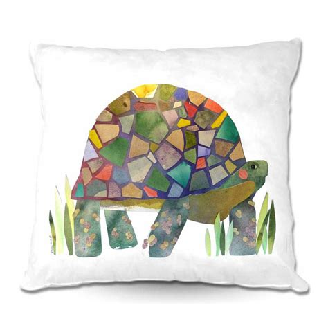 Turtle Pillow by Dianoche Designs Turtle Throw Pillow Atg Stores