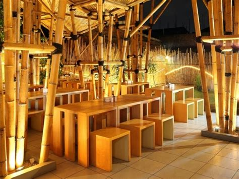 indonesian restaurant interior design indonesian bamboo restaurant is a striking open air design