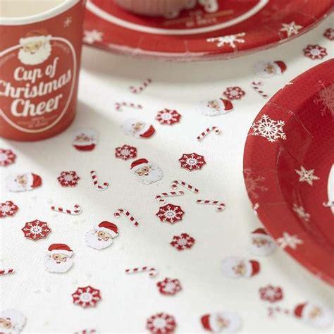 decorazioni tavola natalizia decorazioni tavola di natale in rosso e bianco foto 20 40