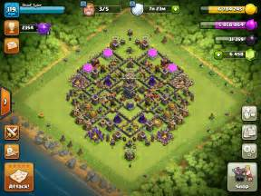 clash of clans town hall clash of clans maxing town hall 9 guide clash for dummies