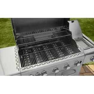 kenmore 5 burner gas grill with ceramic searing and rotisserie burners outdoor kenmore 5 burner gas grill with ceramic searing rotisserie burner