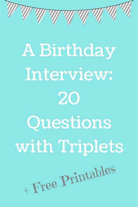memory layout design interview questions 25 best ideas about birthday interview questions on