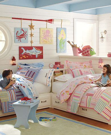 coed bedroom ideas should siblings share a room babycenter blog