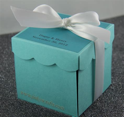 Wedding Invitations In A Box by Jinky S Crafts Designs December 2012
