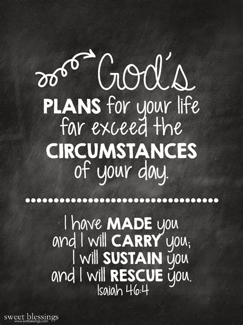 printable quotes about god free chalkboard printable god s plans for your life
