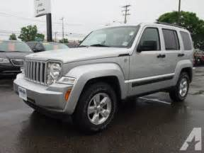 2010 Jeep Liberty Tires 2010 Jeep Liberty Suv 4x4 Sport For Sale In East Hanover