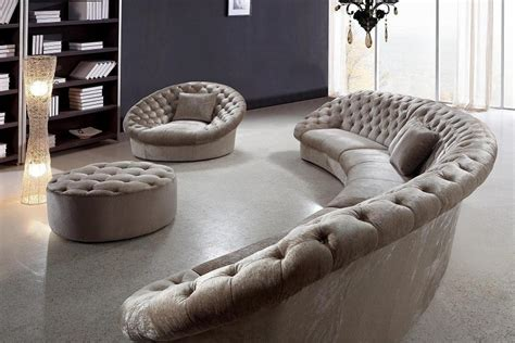 Sectional Ottoman by Fabric Sectional Sofa Chair And Ottoman