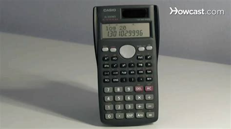 calculator antilog how to find the geometric mean youtube
