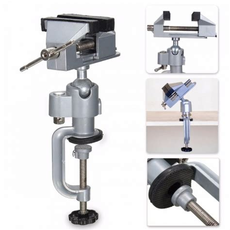 rotating work bench vise work bench swivel 360 176 rotating cl tabletop deluxe