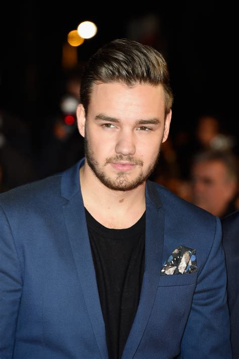 Liam Payne liam payne haircut see the one direction singer s new