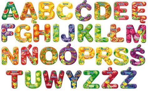 fruit 4 letters danonki poland fruit letters karinka55 s