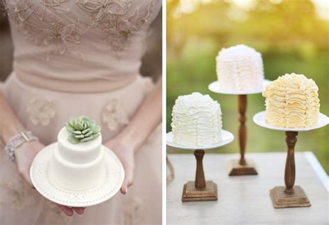 Individual Wedding Cakes by 20 Individual Wedding Cakes Southbound