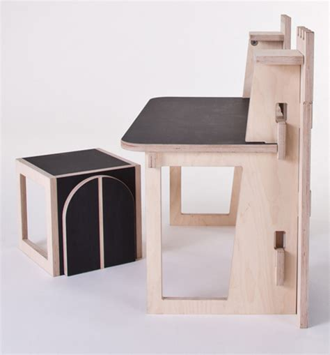 Castle Desk by Forteresse Castle Desk For By At Once Modern Baby