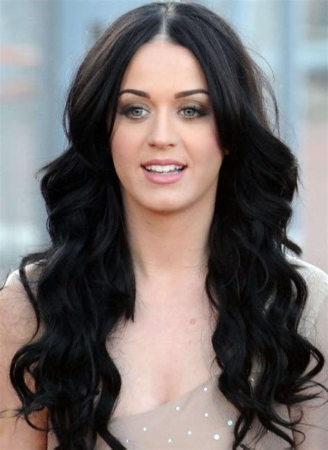 long hairstyles picture gallery katy perry long ombre hairstyle with long straight side bangs