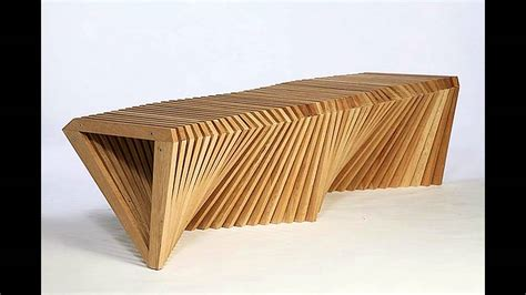bench chaise bench chair design youtube
