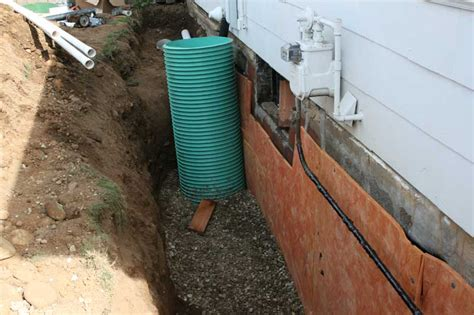 basement exterior waterproofing exterior basement waterproofing in manitowoc wi 54220 the solution for a leaking basement