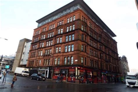 3 bedroom flat glasgow city centre 1 bedroom flat to rent in renfield street glasgow g2