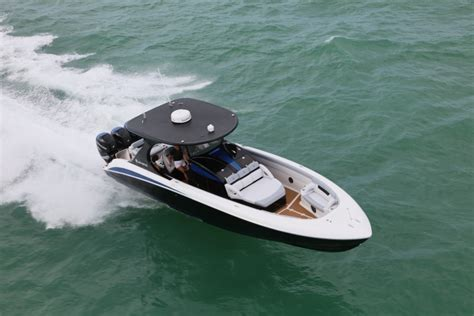 nyc boat show 2018 mystic m3800 new center console sibling boats