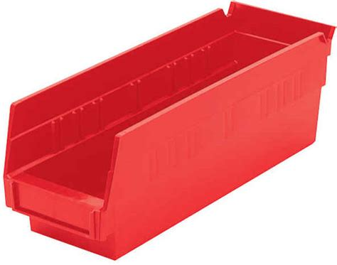 Plastic Shelf Bins by Plastic Shelf Bins By Akro Mils