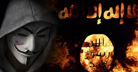 anonymous tutorial hack isis anonymous taught the internet how to hack isis 20 000