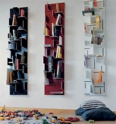 Unique Bookshelf Design Model Home Interior Design Ideas Artistic Bookshelves