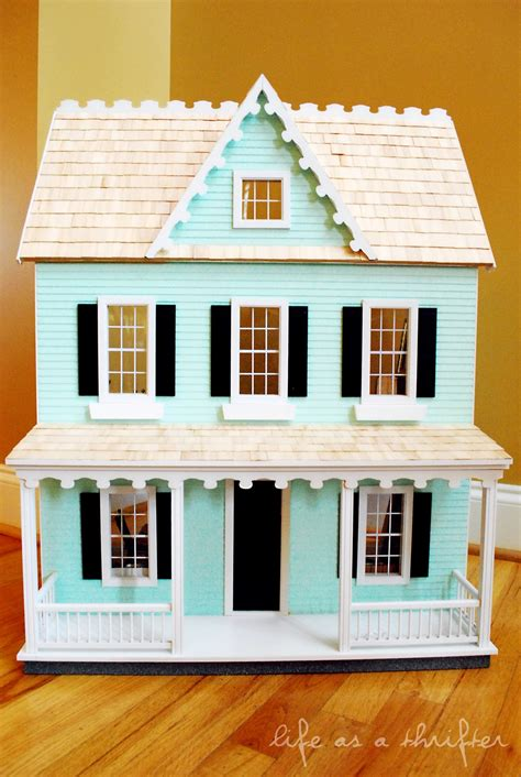 hobby lobby doll house life as a thrifter the dollhouse