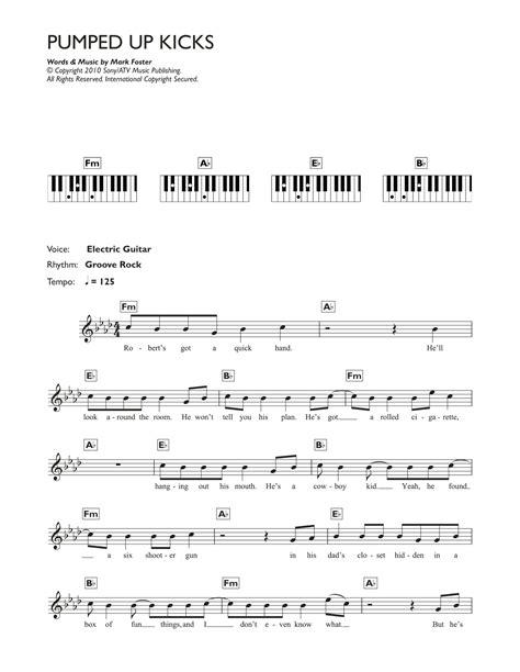 drum tutorial pumped up kicks pumped up kicks sheet music direct