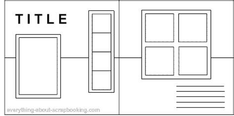 Sketches Ebook by 63 Page Scrapbook Sketches Ebook Scrapbook Faster