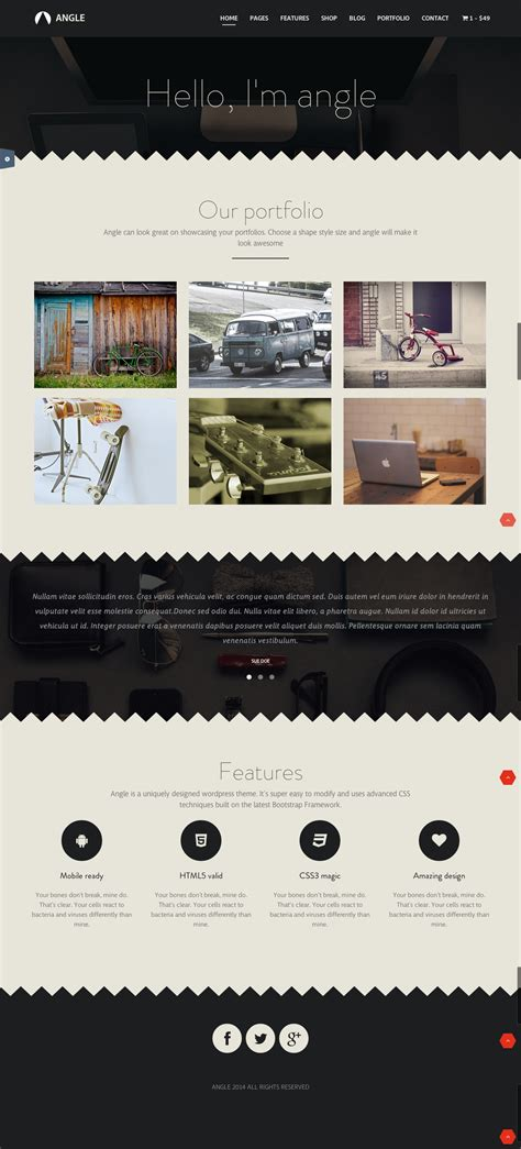 bootstrap themes angle angle flat responsive bootstrap multipurpose theme by
