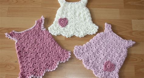 crochet pattern little white dress video tutorial this little dress pattern will touch your