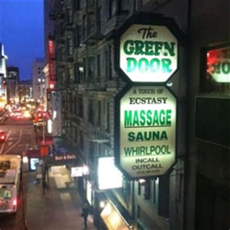 Sf Green Door by The Green Door Union Square San Francisco Ca United States Reviews Photos Yelp