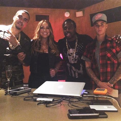 biography of justin bieber in french justin bieber crashed mariah carey s recording ended up