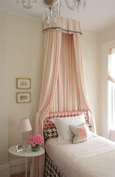 girls bedroom canopy pink bed canopy transitional girl s room philip