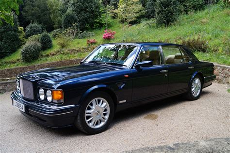 bentley mulliner bentley brooklands r mulliner 30 of 100 bentley register