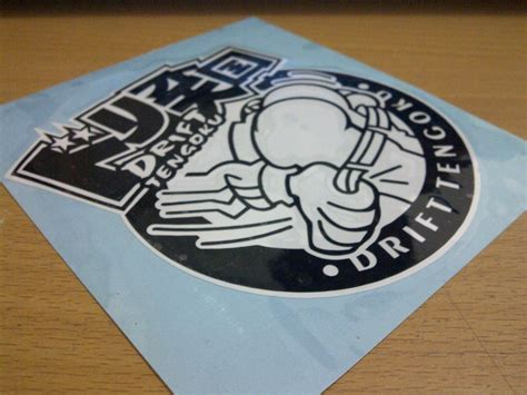 Stiker Mobil Avenger Ukuran 50 Cm X 17 Cm drift tengoku 2nd jdm style sticker piggy sticker