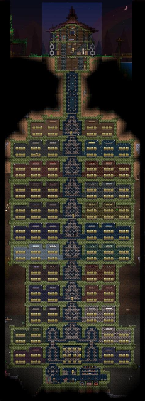 terraria storage room 17 best images about terraria on trees keep calm and armors