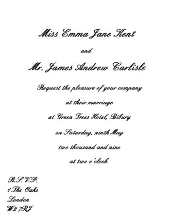 wording for wedding invites uk wedding invitation wording etiquette