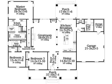 home design blueprints building our dream home floor plans