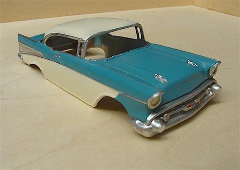 Ertl 29184p 1957 Chevy Bel Air Top 1 18 Unmarked Car Black chevrolet bel air 1957 amt ertl 1 43eme