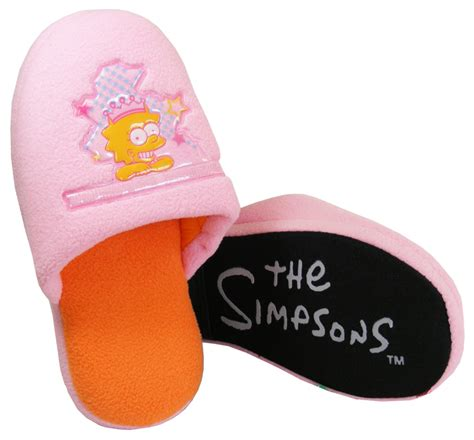 the simpsons slippers new slipper the simpsons slippers